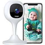 Voger VP230 Baby Monitor Pet WiFi Camera 1080P Two Way Audio Indoor Security Camera with Motion Detection Night Vision, Compa