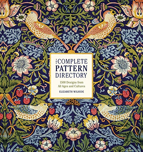 The Complete Pattern Directory: 1500 Designs from All Ages and Cultures (English Edition) (Black History Kostüm)