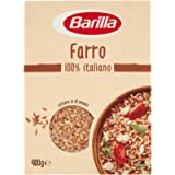 BARILLA Spelled Plate Hot And Cold 10 Minutes Cooking 400 Grams