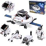 Latocos Robot Giocattolo Bambini STEM Robot a Energia Solare 6 in 1, Giochi Educativi Creativi Robot Bambini dagli 8 ai 12 An