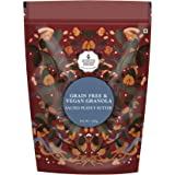 Monsoon Harvest Grain Free & Vegan Granola, Salted Peanut Butter, 250 g