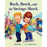 Rock Brock and the Saving Shock