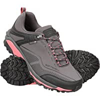 Mountain Warehouse Collie Waterproof Womens Shoes - Lightweight Ladies Shoes, Breathable Walking Shoes, Soft Hiking…
