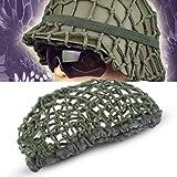BE-X Helmbezug f/ür PASGT Helm sowie BW Gefechtshelm etc mit Schlaufen rooikat