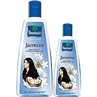 Parachute Advansed Jasmine, Coconut Hair Oil - 400 ml with Free 90 ml pack