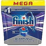 اقراص تنظيف فينش كوانتوم ماكس لغسالة الصحون - 72 قرص