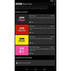 BBC Media Player