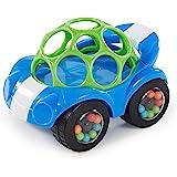 لعبة مركبة دفع سهلة الإمساك برايت ستارتس - أعمار 3 أشهر فأكثر، سيارة أوبل راتل آند رول الرياضية، أزرق