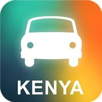 Kenia GPS Navigation