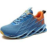 Uomo Donna Scarpe da Ginnastica Sportive Sneakers Running Respirabile Fitness Leggero Outdoor Basse Corsa Casual Walking Moda