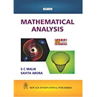 Mathematical Analysis (Multi Colour Edition)