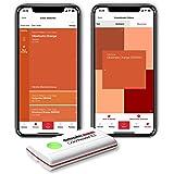 Datacolor ColorReader EZ: Scan elke kleur om verf en digitale kleurwaarden direct te matchen en te coördineren, waardoor je g