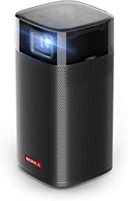 Anker Nebula Apollo, Wi-Fi Mini Projector, 200 ANSI Lumen Portable Projector, 6W Speaker, Movie Projector, 100 Inch Picture,