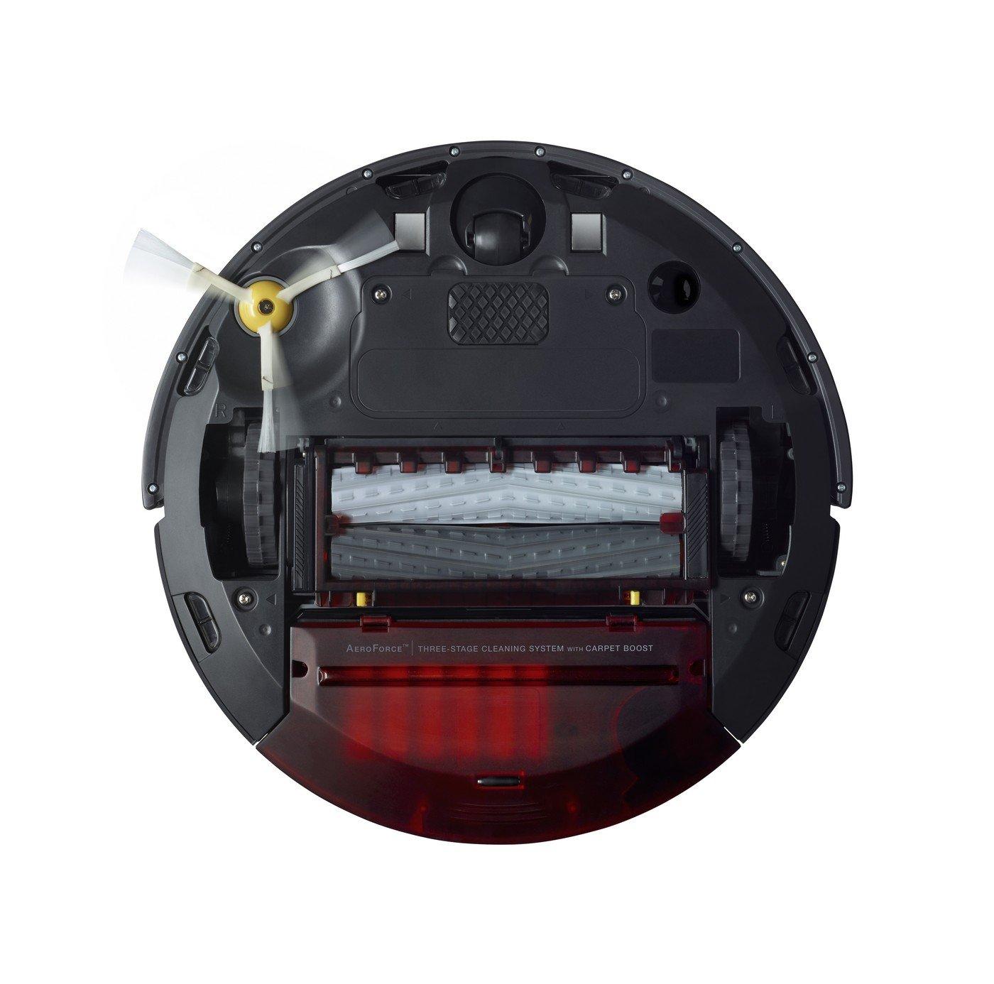 iRobot Roomba 960 Robot Aspirapolvere, Sistema di Pulizia Dirt Detect, Spazzole Tangle-Free, per Pavimenti e Tappeti… 3 spesavip