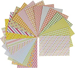 Magideal 20 Pieces Mixed Pattern Colored Scrapbooking Sticker Decorative Labelling