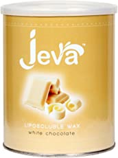 Jeva Liposoluble Wax - 800 ml (White Chocolate)