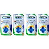 GUM ACCESS Floss Hilo dental para 4 x 50 aplicaciones
