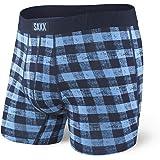 SAXX Underwear Co. Boxer - Sottocopertina - Boxer Con Supporto Per Custodia Da Baseball Integrato - Biancheria Intima Uomini|