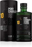Bruichladdich Port Charlotte Scottish Barley 10 Jahre Single Malt Whisky (1 x 0.7 l)