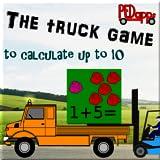 Il gioco del camion per il calcolo fino a 10