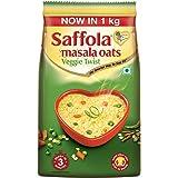 Saffola Masala Oats, Veggie Twist, 1 kg