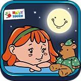 Anne kann nicht schlafen - Gute Nacht Geschichte - Hörspiel App für Kinder ab 2 Jahren (von Happy Touch Kinderspiele)