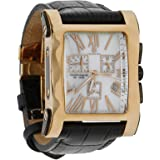 Christian Geen Analog Watch For Men - Leather, Black - 4862Gls-Wh