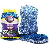 Mafra Comfort Car Wash Pad, microvezeldoek met dubbele werking, reinigt en trekt vuil aan, voor een grondige reiniging van de