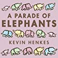 A Parade of Elephants Board Book