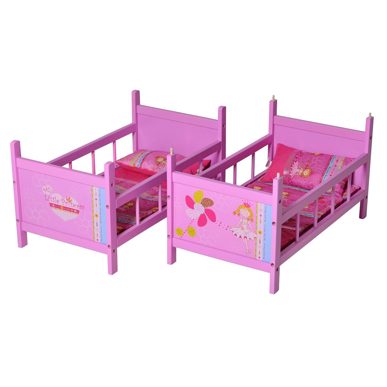 Letti A Castello Rosa.Knorrtoys Com 67804 My Little Princess Letto A Castello Per Bambole Colore Rosa