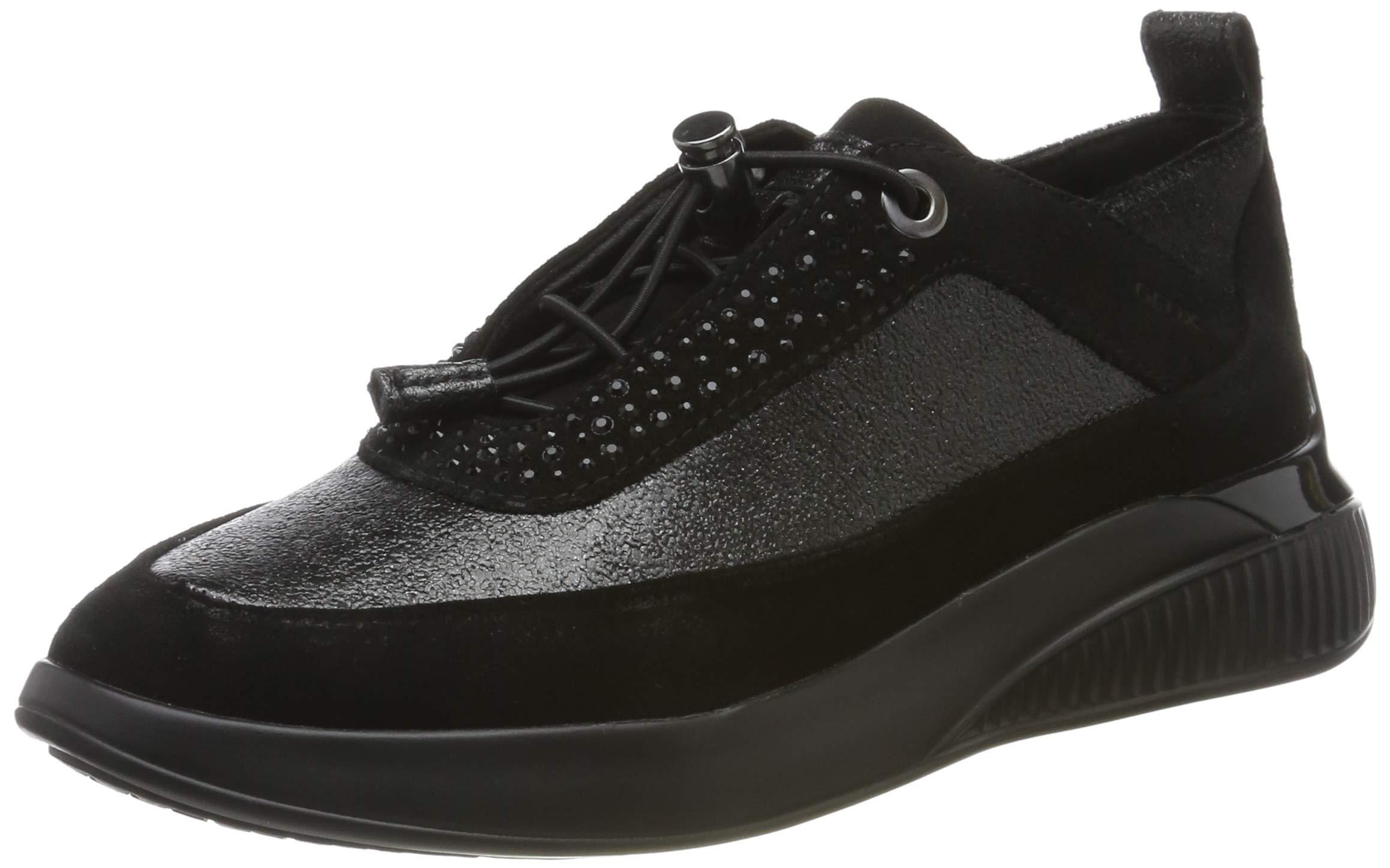 Geox Damen D Theragon A Slip On Sneaker 1
