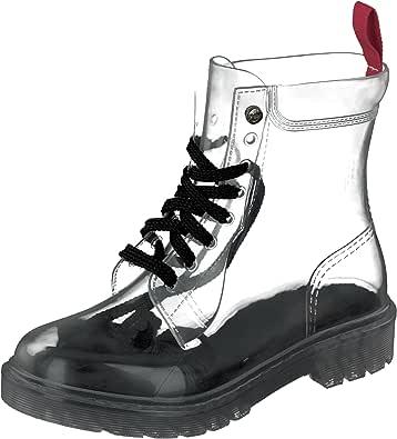 Gosch - Stivali in gomma da donna, colore: Trasparente