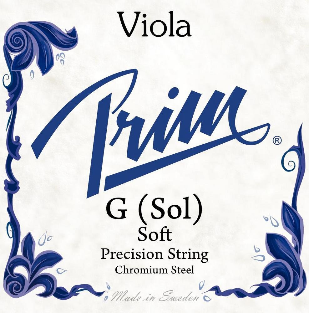 Prim Prim corde per viola Steel Strings Soft