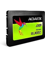 ADATA Ultimate SU650 120GB 3D NAND Solid State Drive (ASU650SS-120GT-R)