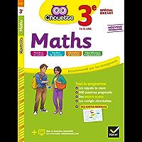 Maths 3e Spécial brevet : cahier d'entraînement et de révision (Chouette Entraînement Collège)