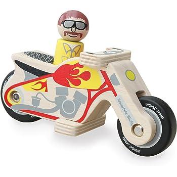 Baukästen & Konstruktion Clementoni 61321–Aktivität Motorrad