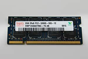 Hynix 2gb Ram Notebook Laptop 2 Gb 667 Mhz Pc2 5300s Computers Accessories