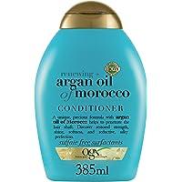 OGX Balsamo, Capelli Forti e Setosi, Renewing, Olio di Argan del Marocco , 385 ml