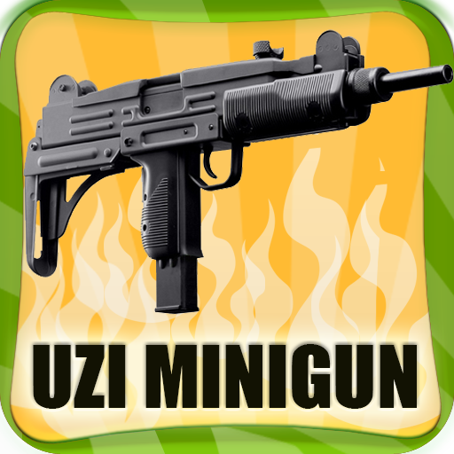 Guns: Uzi Mini-gun