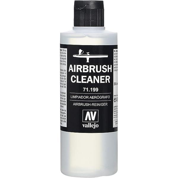 Contenitore acrilico di pulizia per aerografi Vallejo
