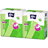 Bella Panty Mini Classic Pantyliners - 72 Pieces