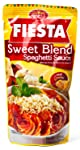 White King Fiesta Sweet Parmesan Cheese Spaghetti Sauce - 500 gm