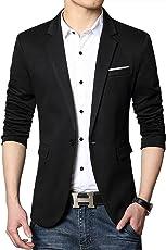 Cenizas Casual Blazer for Men - Slimfit Partywear