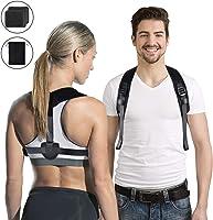 Haltungskorrektur Geradehalter für Rücken Schulter Haltungskorrektur Rückenstütze Rückentrainer für Bessere...