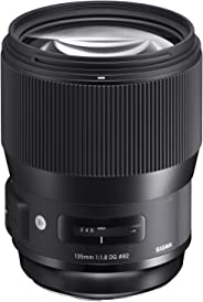 Sigma 135mm f/1.8 DG HSM Art Lens for Nikon