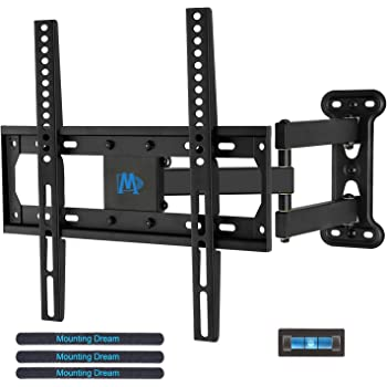 Mounting Dream Support Tv Mural Avec Bras Articulé Orientable
