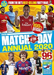 Match of the Day Annual 2020: (Annuals 2020)