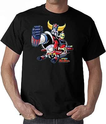 UZ Design T Shirt Mazinga Z Anime Manga Maglietta Robot Anni 80 Uomo Donna Bambino Mazinger Z