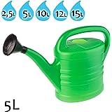 geli Thermo Plastic Arrosoir en Plastique 1 l gr/ün 01