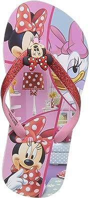 Minnie Girl's Mmpgff1421 Flip-Flops